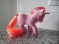 "1985 ""Twinkled Eyed"" Unicorn my Little Pony ""Galaxy"" $10 PU Morinville Morinville"