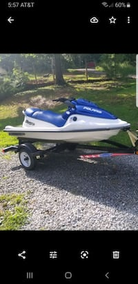 2000 Virage Polaris Jet Ski with Trailer Cumming, 30041