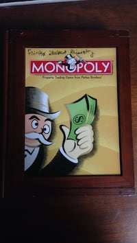 Monopoly in collectible wooden box Fairfax, 22033