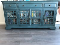 Gray wooden cabinet with drawer Denver, 80209