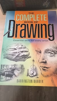 The complete book of drawing book Agoura Hills, 91301