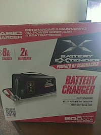 black battery charger box Alexandria, 22304