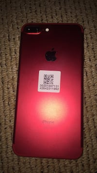 red iPhone 7 plus case Eugene, 97403