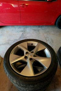 Toyota Camry Wheels and Tires Maumelle, 72113