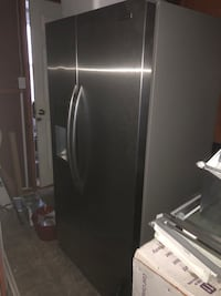 Stainless Counter Depth refrigerator