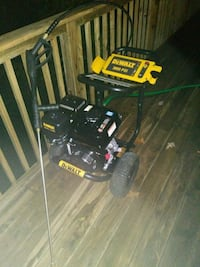 black and red Troy-Bilt pressure washer New York