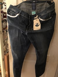 Source of wisdom jeans - size 20 - NWT Woodbridge, 07095