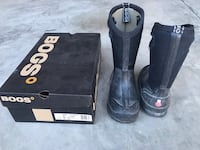 Bogs Classic High Insulated Kids' Boots Size 13 Woodinville, 98072