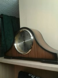 brown wooden framed wall mirror Edmonton, T5X 4H7