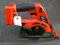 Black & Decker Firestorm 14.4v Circular Saw CS144