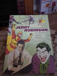Jerry Robinson book Fort Myers, 33901