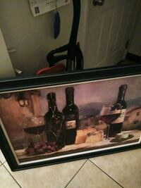 brown wooden framed painting of people Chattanooga, 37411