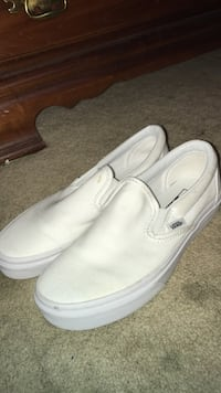 pair of white boat shoes Davenport, 33897