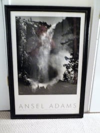 Ansel Adams Authorized Edition Print Limestone