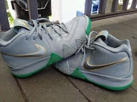 Kyrie fours Guardian City size 11 and a half Cleveland, 44108