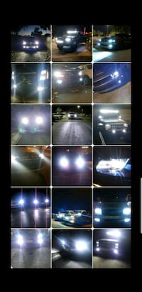 HID lights hi and low beam all-in-one  College Park