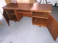 Large walnut desk or credenza  Albuquerque, 87112