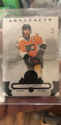 Claude Giroux limited edition card  Sherwood Park, T8A 2R2