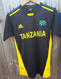 Authentic Tanzania soccer jersey Miami, 33165