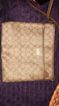 Monogram Coach Brand New With tags  Elk Grove Village, 60007