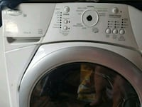 white front-load clothes washer Galloway, 43119