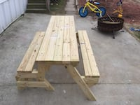 Folding picnic table / bench Westminster, 21157