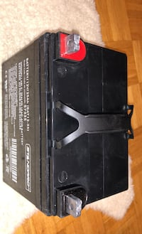 Standard 12V 35Ah Wheelchair and Mobility Battery  Toronto, M9A 4M6