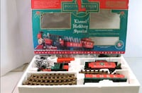 Lionel- G scale- Holiday Special Train set Anaheim, 92804