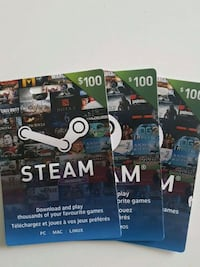STEAM FAST CARDS Calgary, T2H