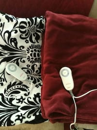 2 electric blankets new condition Wilkes-Barre, 18705