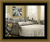 Sleeper sofa pull out bed Beltsville, 20705