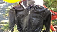 black zip-up jacket Conception Bay South, A1X 6M2