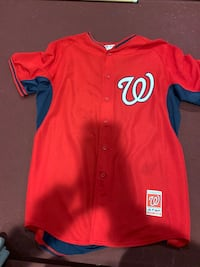 Nationals Jersey  Smithsburg, 21783