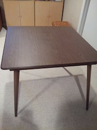 Stakmore Straight Edge Folding Table