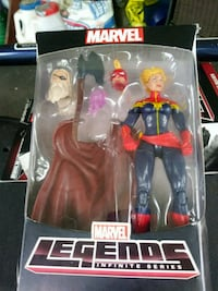 Captain Marvel $30.00 Camden County, 08012