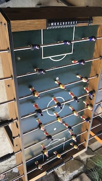 Light Foosball table Rocky View No. 44, T3Z 1H6