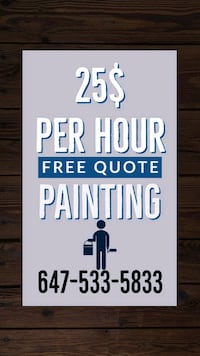 Painting lessons Brampton