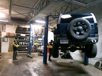 Auto mechanic shop open 7 days Toronto, M3J 2B9