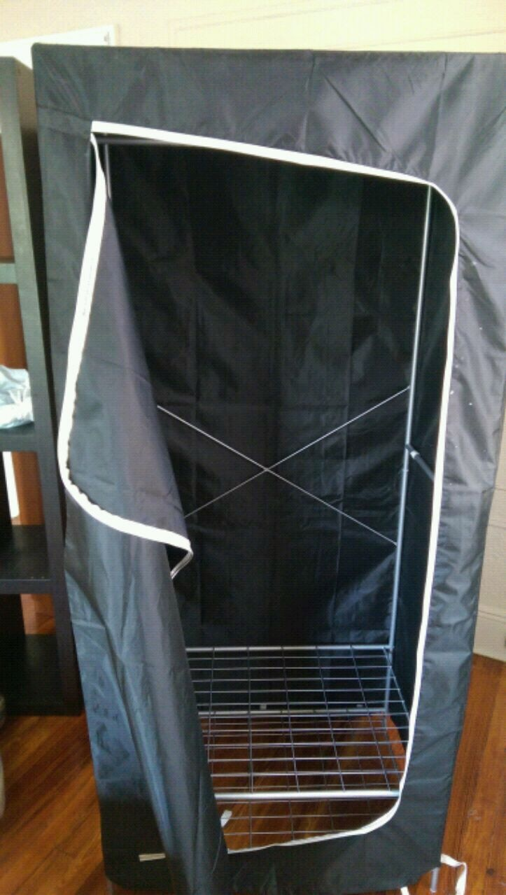 Home Portable Storage Tent Closet & Used Home Portable Storage Tent Closet for sale in Queens - letgo
