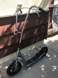 black and gray kick scooter Los Angeles, 91325