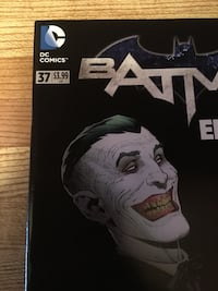 Comic book Batman Endgame