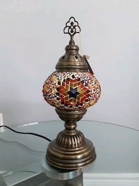 Beautiful Multicolor Mosaic Lamp Brampton, L6R 3E6