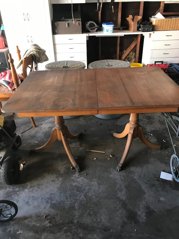 Used Maple Dining Table For Sale In Burbank Letgo