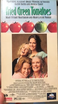 Fried Green Tomatoes VHS Picayune, 39466