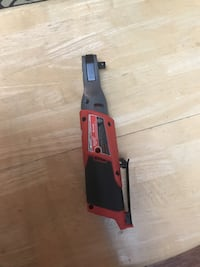 red and black cordless power ratchet wrench Delran, 08075