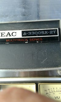 Trac 3300 SX tape recorder Hagerstown, 21740