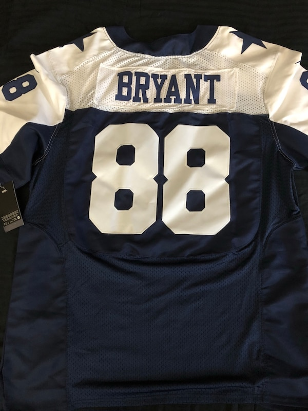 brand new be38b 8dd31 Dez Bryant Dallas Cowboys Jersey | New Men's XL