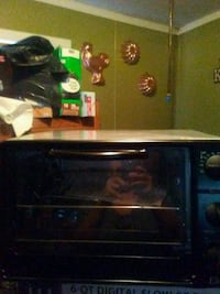 black and gray toaster oven Blythe, 30805