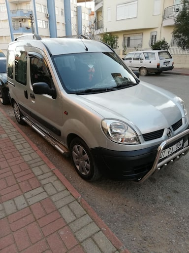 2005 Renault Kangoo AUTHENTIQUE 1.5 DCI 6541f2e1-cba7-4af4-8178-aa0a887f10ee