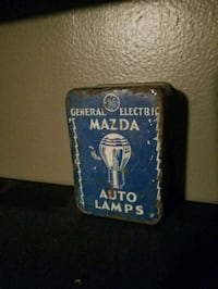 Mazda Auto Lamp Tin Harpers Ferry, 25425
